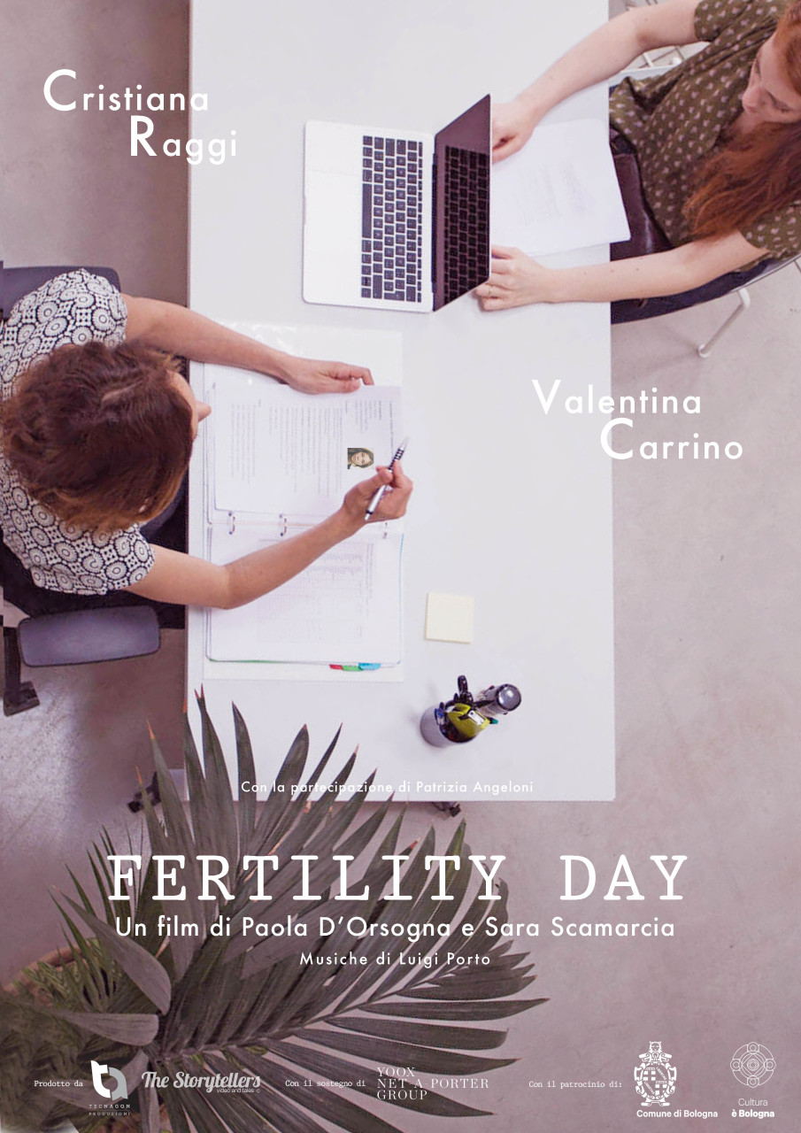 locandina Fertility Day